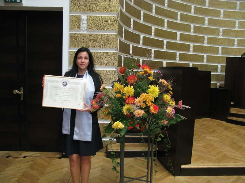 Ирина Ландо защитила докторскую диссертацию по специальности  Последние два года были посвящены очень важным для меня событиям защите докторской диссертации и рождению третьего ребёнка За этот период мне пришлось 14